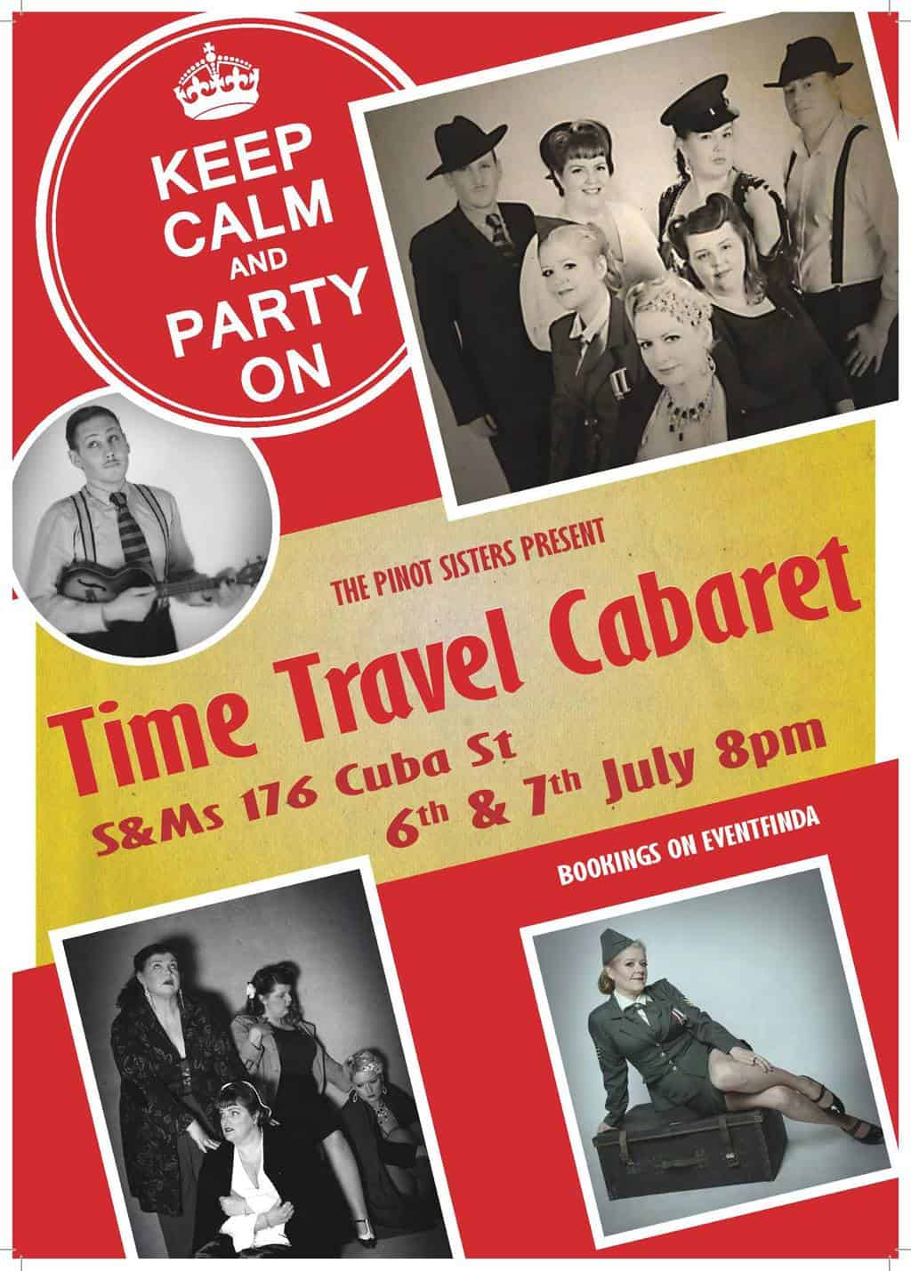 Time Travel Cabaret