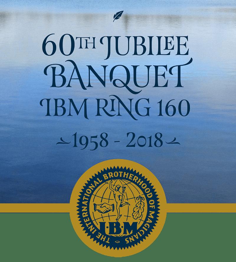 IBM Ring 160 Jubilee